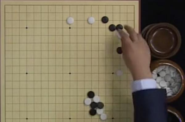 围棋课堂-常形讲座
